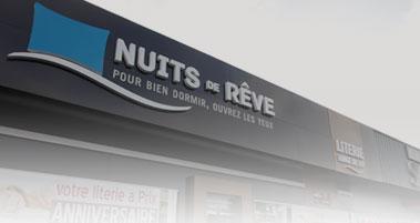 Visitez le magasin Nuits de Rêve