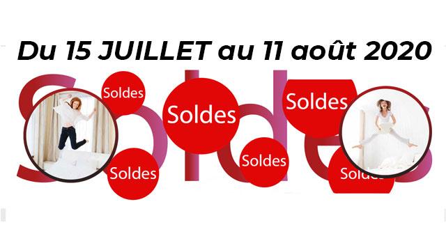 soldes magasin Nuits de reve - 44 Saint-Herblain